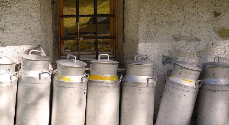 Ukraina: Większy import produktów mleczarskich