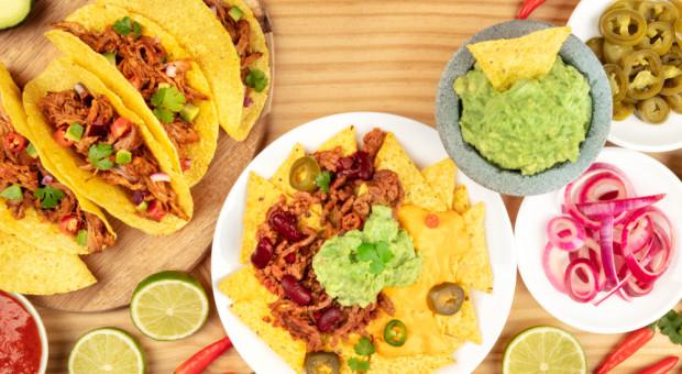 Piekło w gębie - przepisy kuchni meksykańskiej