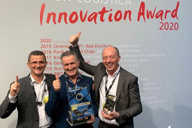 Pomidor Yoom™ firmy Syngenta wybrany najbardziej innowacyjnym produktem  na targach Fruit Logistica 2020