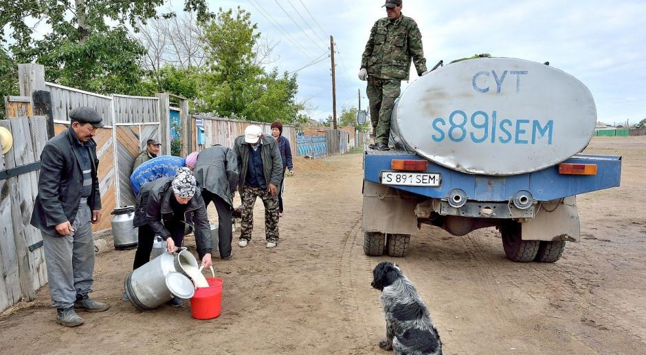 Kazachstan chce ograniczyć import produktów rolnych