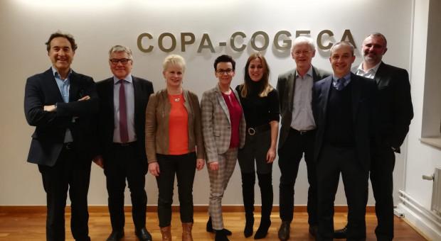 Trwa kolejne posiedzenie Prezydencji Cogeca