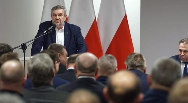 Ardanowski: w produkcji i handlu żywnością trzeba przestrzegać norm