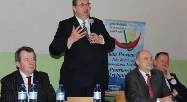 Producenci trzody z powiatu piotrkowskiego rozczarowani walką z ASF w lokalnym wydaniu