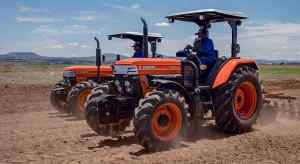 Farmtrac Heritage sprzedawany jako Kubota