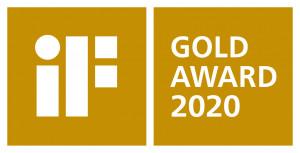 Nagroda iF Gold Design 2020 została przyznana kombajnom Claas Lexion 8000, fot. mat. prasowe