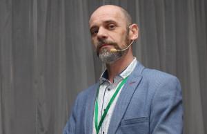 Prof. Tomasz Piskier z Politechniki Koszalińskiej