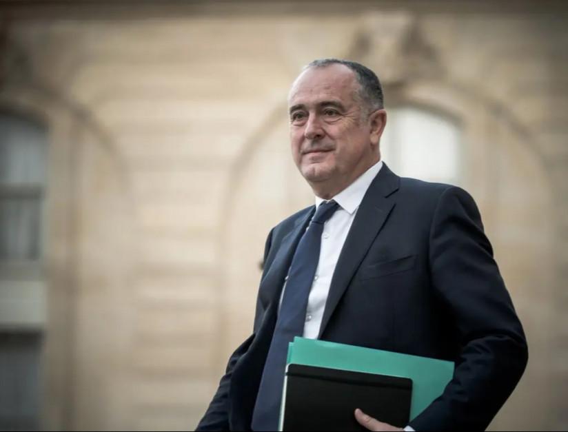 Didier Guillaume - minister rolnictwa we Francji - wspiera rolników, którzy stosują technologie uprawy roli chroniące glebę.