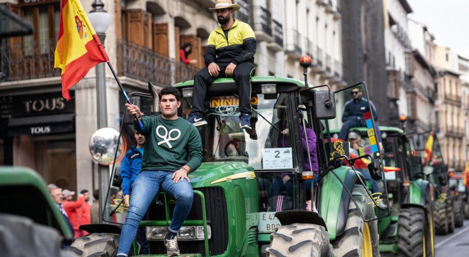 Hiszpania: rząd zgodził się na wprowadzenie minimalnych cen produktów rolnych