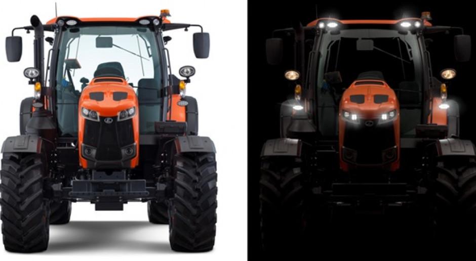Zaprezentowano zupełnie nową serię ciągników Kubota M6002
