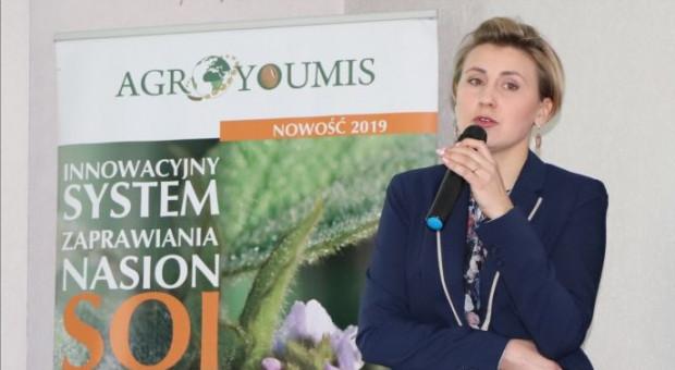 Nowości w zakresie zaprawiania nasion soi od Agroyoumis