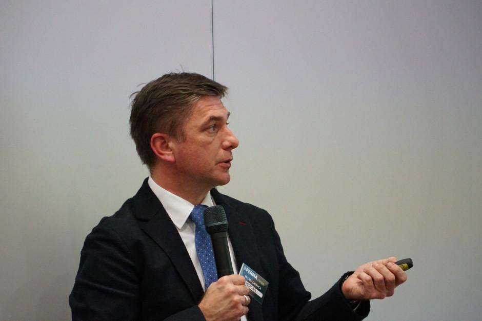 prof. dr hab. Adam Cieślak z Uniwersytetu Przyrodniczego w Poznaniu