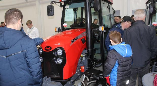 Małe, polskie traktory Kraft