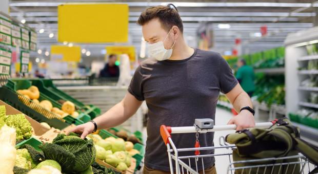 Ewentualne skutki koronawirusa dla handlu żywnością w Polsce