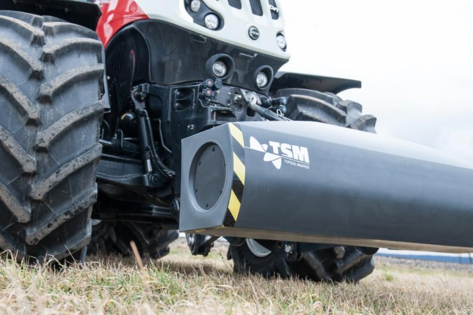 Topsoil Mapper - skaner analizujący stan gleby