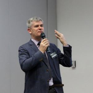 Prof. dr hab. Piotr Goliński z Uniwersytetu Przyrodniczego w Poznaniu