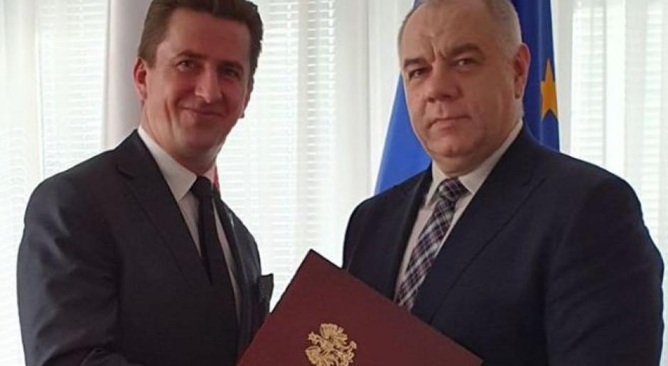 Rafał Romanowski w Ministerstwie Aktywów Państwowych