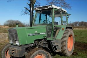 Farmer o farmerze, czyli Fendt Farmer 306