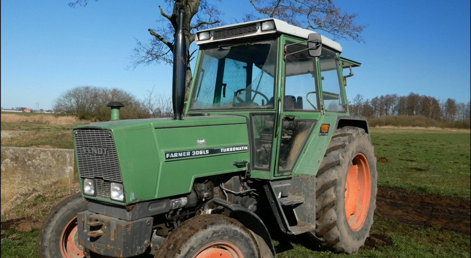 Farmer z farmerem o farmerze, czyli Fendt Farmer 306