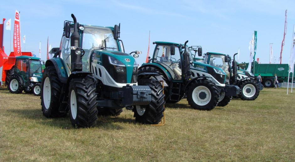 Belgijski dealer kończy sprzedaż ciągników Arbos