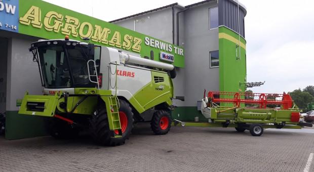 Maszyny rolnicze do trudnych warunków pracy w polu. Jak skorzystać z wiedzy i doświadczenia dealera?
