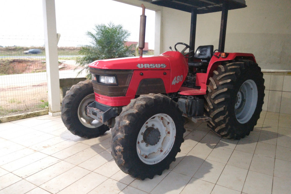 Ursus 4-80M to w pełni hinduska Mahindra, fot. trucadao.com.br