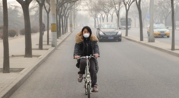 Lepsza jakość powietrza nad Chinami i Europą