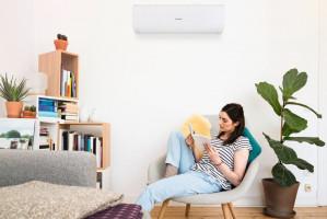 Coraz gorętsze lata oraz długo utrzymujące się upały sprawiają, ze montaż klimatyzacji w budynkach mieszkalnych powoli staje się standardem. Foto. Bosch