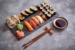 Kuchnia japońska - szkoła sushi