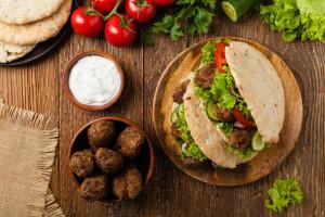 Smakołyki kuchni tureckiej
