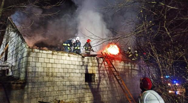 Na Mazowszu płonęła obora, krowy uratowane