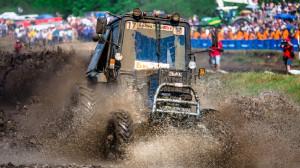 Wyścigi ciągników Bizon Track Show 2019 w Rostowie nad Donem, fot. mat. prasowe
