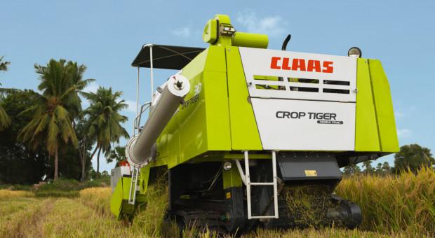 Class wyprodukował 10 tys. kombajnów Crop Tiger 30 Terra Trac