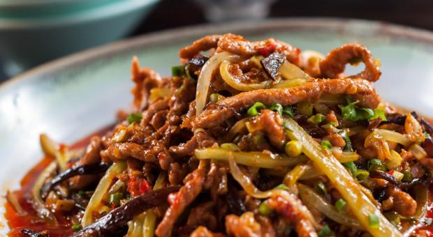 Przepisy kuchnia chińskiej - harmonia przeciwieństw