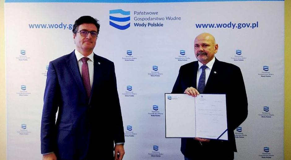 Wody Polskie mają nowego zastępcę prezesa