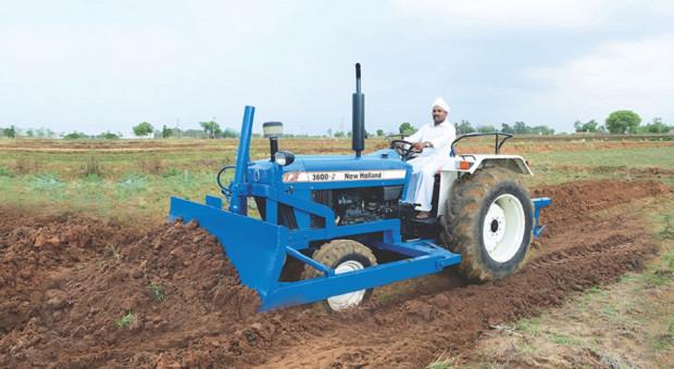 New Holland wyprodukował 500 tys. ciągników w Indiach