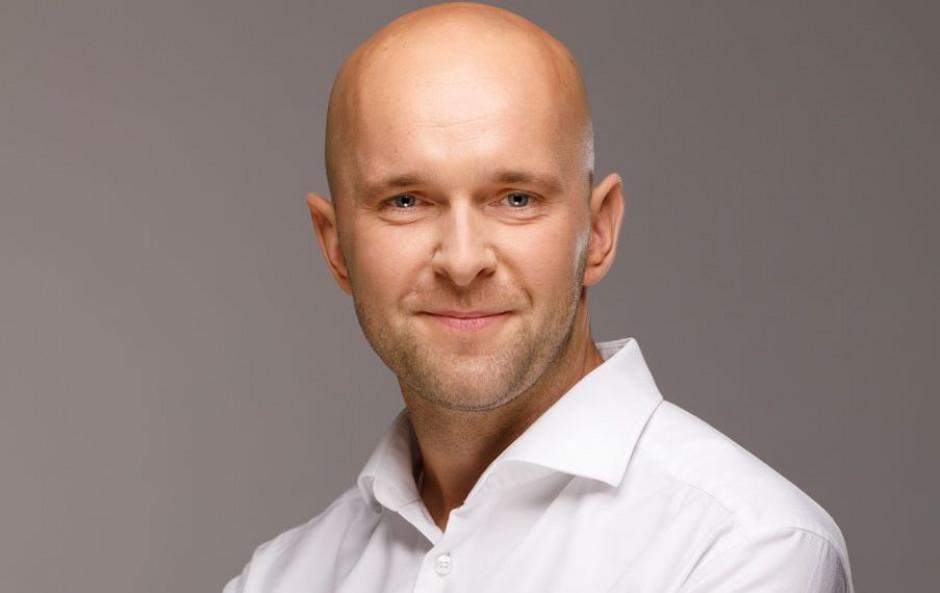 Dr Szymon Hoppe, dyrektor handlowy Polish Agro, fot. Polish Agro