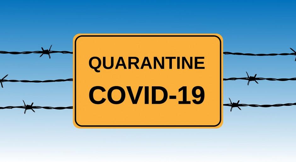 Szczyt zakażeń koronawirusem sięgający 9 tysięcy spodziewany około 25 kwietnia