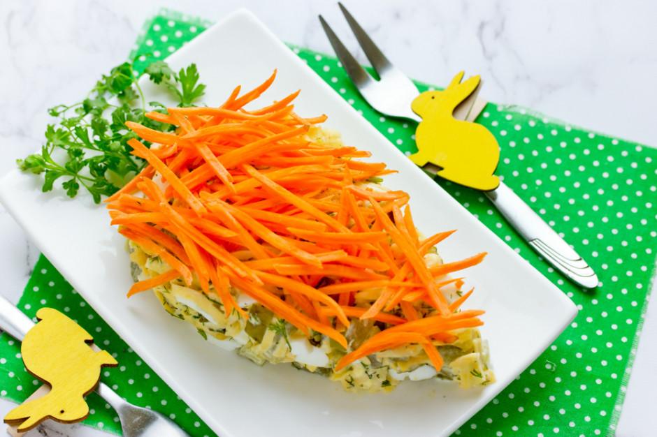 Sałatka marchewkowa, fot. Shutterstock