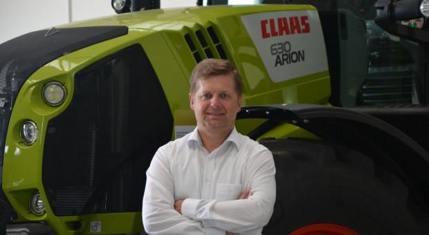 Claas - bezpieczne relacje z rolnikami