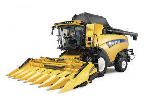 Nowy New Holland CX8.90, fot. NH