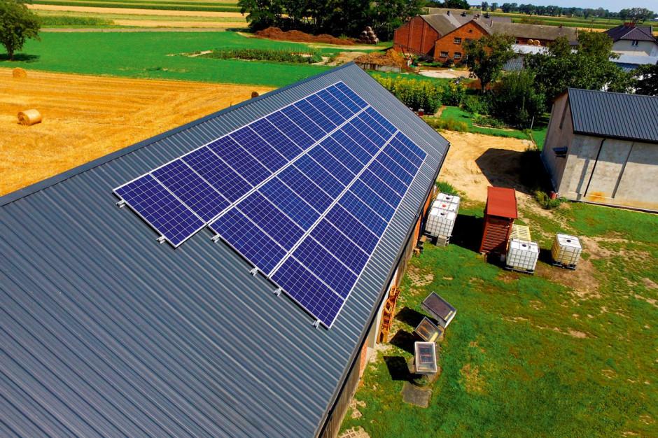 Przy wyborze paneli fotowoltaicznych dostarczających odpowiednią moc szczytową należy też sprawdzić, czy będą one efektywnie współpracowały z falownikiem. Foto. Foton Technik