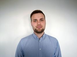 Adam Chróst, doradca techniczno-handlowy,  firma Asket