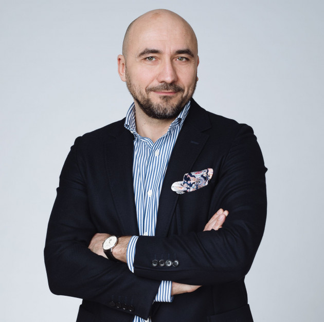 Mikołaj Baum Prezes Zarządu Agraves Sp. z o.o.