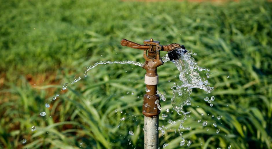 Minister rolnictwa apeluje: nie marnujmy wody
