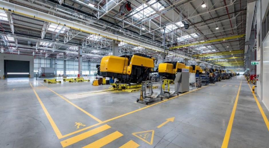 New Holland wznawia produkcję w Płocku i Kutnie