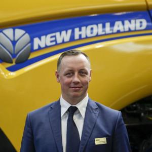 - Chciałbym jednocześnie zapewnić, że nie ma żadnych problemów z dostawami maszyn. Już teraz podejmujemy planowanie strategiczne, które pozwoli zaraz po wznowieniu produkcji nadrobić zaległości wynikające z przestoju – mówi Łukasz Chęciński, szef marketingu w  New Holland Polska