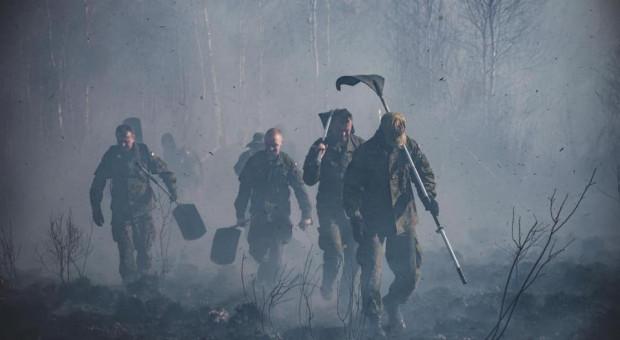 Podlaskie: Biebrzański Park Narodowy: pożar objął nieco ponad 5,5 tys. ha