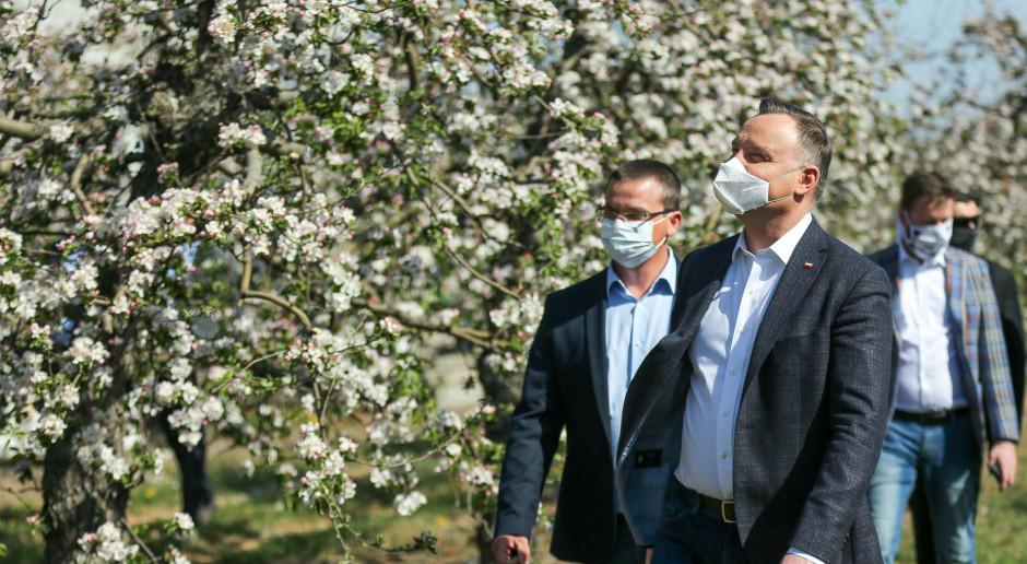 Prezydent: Rolnicy nie zostaną bez pomocy