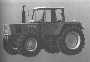 Steyr 8160a, rocznik1976, fot. mat. prasowe