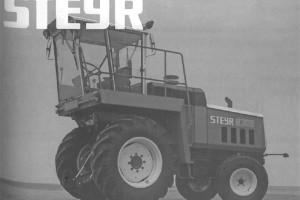 Steyr 8300, rocznik 1980, fot. mat. prasowe